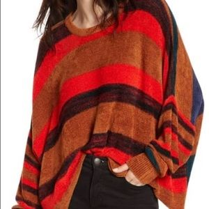 Free People All About You Sweater Slouchy Pullover